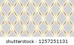 luxury seamless pattern.... | Shutterstock . vector #1257251131