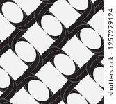 vector seamless pattern.... | Shutterstock .eps vector #1257279124