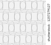 vector seamless pattern.... | Shutterstock .eps vector #1257279127
