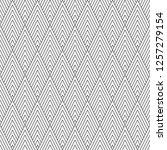 vector seamless pattern.... | Shutterstock .eps vector #1257279154