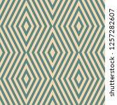 raster geometric seamless...   Shutterstock . vector #1257282607