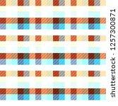 seamless pattern background... | Shutterstock . vector #1257300871