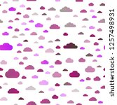 light pink  blue vector... | Shutterstock .eps vector #1257498931