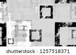 urban geometric camouflage... | Shutterstock .eps vector #1257518371