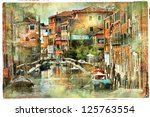 Venice  Artwork In Painting...
