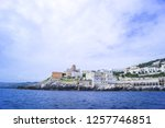 view of castro  a village near... | Shutterstock . vector #1257746851