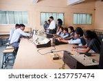nagpur  maharashtra  india  11...   Shutterstock . vector #1257757474