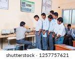 nagpur  maharashtra  india  11... | Shutterstock . vector #1257757621