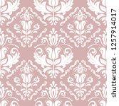 orient vector classic white... | Shutterstock .eps vector #1257914017