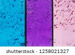 tree colors lines powder...   Shutterstock . vector #1258021327