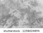 texture of gray decorative... | Shutterstock . vector #1258024894