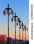 Old Lanterns On The Bridge ...