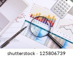 image of a businessman...   Shutterstock . vector #125806739