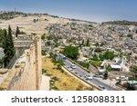 Road To Bethlehem And Arab...