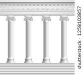 Architectural Element Colonnad...
