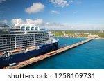 costa maya  mexico   december... | Shutterstock . vector #1258109731