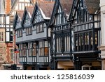 Chester  England  Black And...