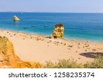 Praia Da Dona Ana Beach  Lagos...