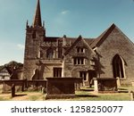 Historic Lacock Church In...