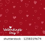 Red Card Valentine's Day With...