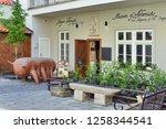 prague  czech republic   may 2  ...   Shutterstock . vector #1258344541