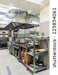 kitchen   Shutterstock . vector #125854061