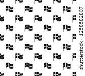 holland flag pattern vector... | Shutterstock .eps vector #1258582807