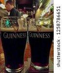 dublin  dublin   ireland  ... | Shutterstock . vector #1258786651