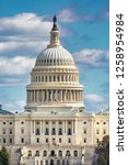 Stock photo united states capitol aka the capitol building is the home of the united states congress and the 1258954984
