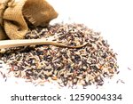 food background. mix healthy... | Shutterstock . vector #1259004334