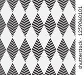 vector seamless pattern....   Shutterstock .eps vector #1259060101