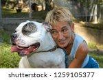 lugano  switzerland   19... | Shutterstock . vector #1259105377