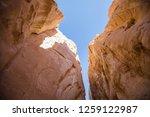 wadi watir  sinai   egypt   may ... | Shutterstock . vector #1259122987