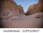 wadi watir  sinai   egypt   may ... | Shutterstock . vector #1259123017