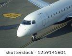 close up  unrecognizable pilots ... | Shutterstock . vector #1259145601