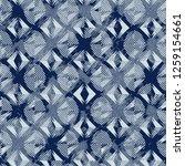 tie dye modern geometric... | Shutterstock . vector #1259154661