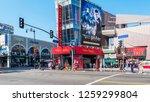hollywood  california  usa  ... | Shutterstock . vector #1259299804