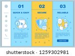 digital service onboarding... | Shutterstock .eps vector #1259302981