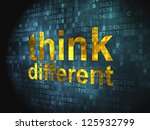 education concept  pixelated... | Shutterstock . vector #125932799