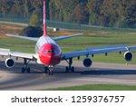 kloten  zurich  switzerland  ... | Shutterstock . vector #1259376757