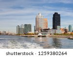 hunter's point south ferry... | Shutterstock . vector #1259380264
