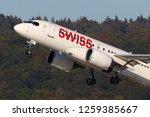 kloten  zurich  switzerland  ... | Shutterstock . vector #1259385667