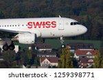 kloten  zurich  switzerland  ... | Shutterstock . vector #1259398771