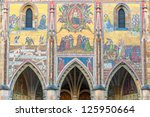 The St. Vitus Cathedral Mosaic '...