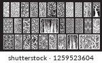decorative wall panel set