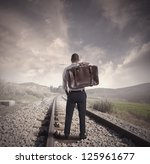 Concept Of Travel For Business