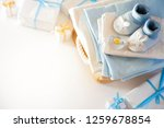 wish list or shopping overview...   Shutterstock . vector #1259678854