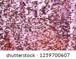 texture of pearlescent sequins  ... | Shutterstock . vector #1259700607