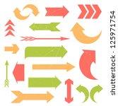 vector illustration of... | Shutterstock .eps vector #125971754