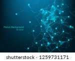 graphic abstract background... | Shutterstock .eps vector #1259731171